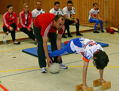 Kunstradsport-Workshop: Einblicke in Trainingsalltag und Trainingsmethoden