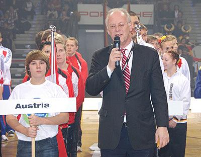 Hallenradsport-WM: Gold und Weltrekord für 4er