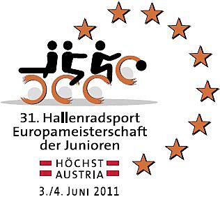 Haase und Rappenhöner Europameister im Kunstradfahren