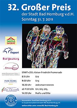 Bad Homburger Kurparkrennen erwartet Tour-Stars