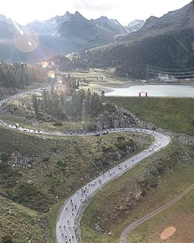 Fernfahrt mit Startplatz-Garantie zum «Ötztaler» 2012