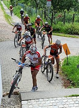 Genze Auftaktsieger der «Vaude Mountainbike Trans Schwarzwald»