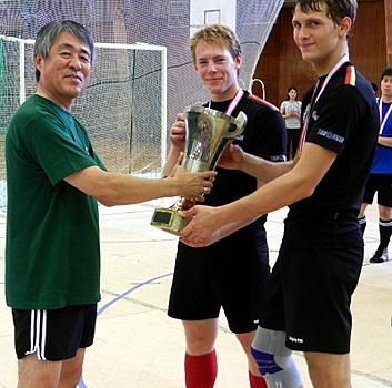 Radball: Florian Bartl und Philip Blasi gewinnen Japan Cup