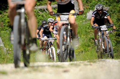 «Craft Bike Transalp» 2012 mit zwei neuen Etappenorten