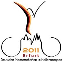 Hallenradsport-DM: Erste Medaillen vergeben
