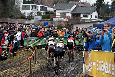 «6. Entega City Cross Cup» verspricht starke Starterfelder