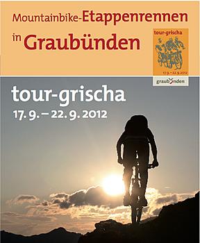 «Tour Grischa» - Neues Mountainbike-Etappenrennen in der Schweiz