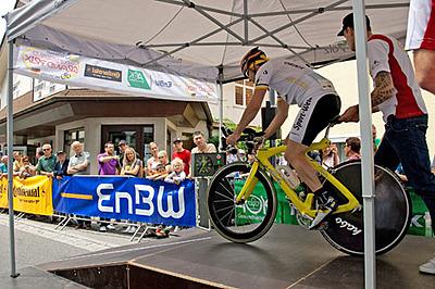 Einzelzeitfahren gehört erstmals zur UCI World Cycling Tour