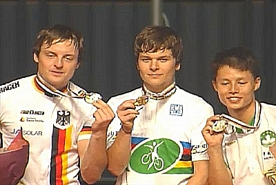 Weltmeister David Schnabel gewinnt Wahl zum Radsportler des Monats November