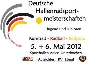 Deutschen Junioren-Meister im Kunstradfahren gekürt