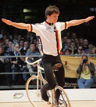 Kunstrad-Weltmeister Schnabel geht in seine 20. und wohl letzte Saison