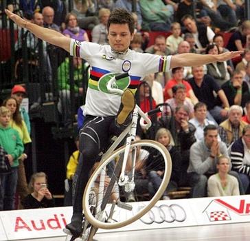 BDR gibt Aufgebot für Hallenradsport-WM bekannt
