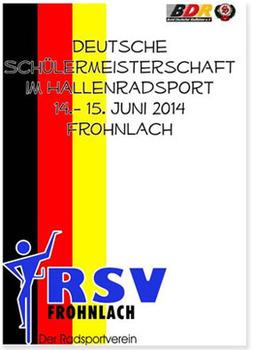 Hallenradsport: Schüler kämpfen in Ebersdorf um Meistertitel