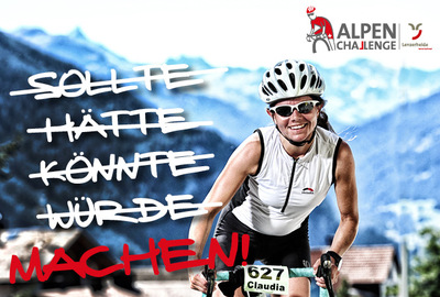 Anmeldestart für die Alpen Challenge: Neuauflage mit neuer Strecke