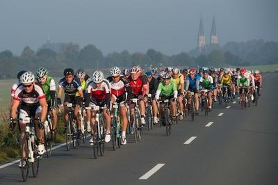 Jeder Kilometer hilft: «Polio-Race» im Münsterland