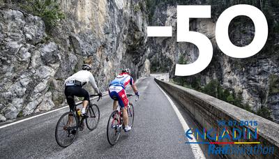 Engadin Radmarathon: 50 Tage vor dem Start weiter auf Rekordkurs