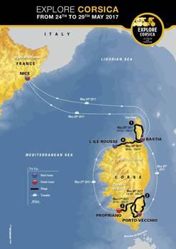Hobbysport: Neues Etappenrennen auf Korsika