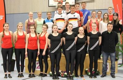 Kunstrad: EM-Team steht nach 3. Junior Masters fest