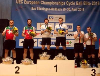 Radball: Iserlohn holt Bronze - Weltmeister Höchst verteidigt EM-Titel