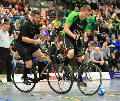 Stein gewinnt Radball-Weltcup in Ludwigslust