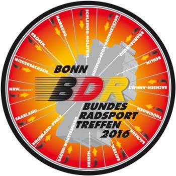 67. Bundes-Radsport-Treffen Jahreshightlight der Breitensportler im BDR