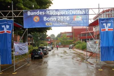Bundes-Radsport-Treffen 2016 startet heute in Bonn