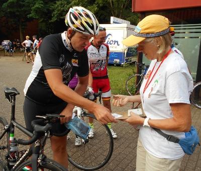 Tourenwoche Herzstück des Bundes-Radsport-Treffens