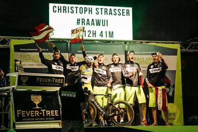 Strasser macht Triple beim Race Around Austria perfekt