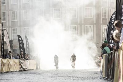Münsterland: Sprint-Duelle auf Kopfsteinpflaster