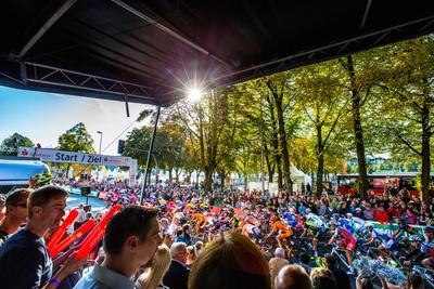 Morgen Meldeschluss zum Sparkassen Münsterland Giro.2016