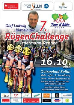 «Tour d'Allée» lockt wieder Radsportbegeisterte nach Rügen