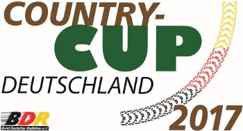 BDR Country-Cup fast komplett