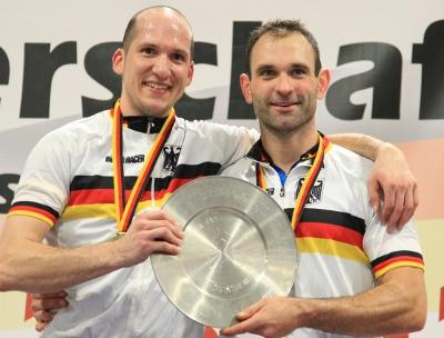 Radballer Krichbaum/Müller beenden erfolgreiche Karriere