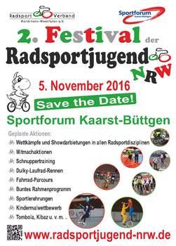 2. Festival der Radsportjugend am Wochenende in Büttgen