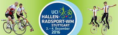 Hallenrad-WM in Stuttgart: Deutsche Teilnehmer in Favoritenrolle