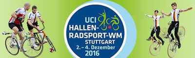 Hallenrad-WM in Stuttgart beginnt heute - alle Wettkämpfe im Livestream zu sehen