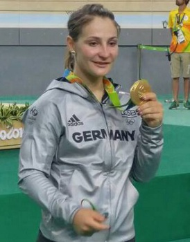 Kristina Vogel holte 2016 Olympia- und WM-Gold. Foto: Archiv/privat