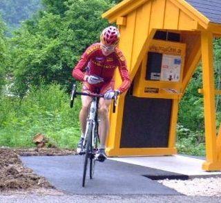 Mithilfe des «Stoppomat» können Freizeitsportler ab dem 18. März wieder ihre Zeiten am Feldberg messen lassen. Foto: stoppomat.de
