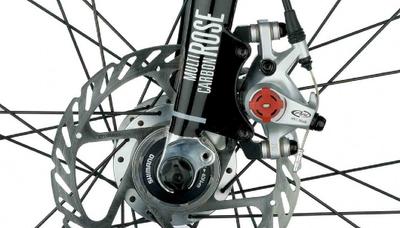 Scheibenbremsen für UCI-Sportgruppenmitglieder bei allen Rennen erlaubt