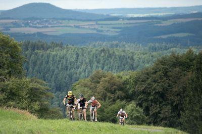 In diesem Jahr wird es erstmals einen MTB-Marathon am Nürburgring geben. Foto: radamring