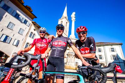 Alpecin weitet Radsport-Sponsoring aus