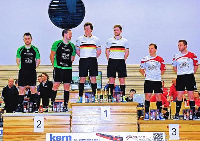 RMC Stein gewinnt Deutschlandpokal im Radball