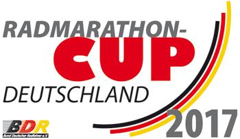 BDR startet am Wochenende Radmarathon-Cup Deutschland 2017