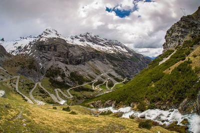 Auf den Spuren des Giro d'Italias - «Granfondo Stelvio Santini» findet zum sechsten Mal statt