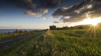 Die Vätternrundan gehört zu den schönsten, ältesten und schwersten Radrennen der Welt. Foto: Micke Fransson/ Vätternrundan