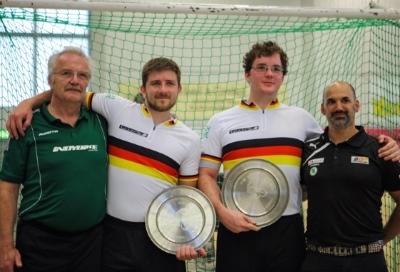 RMC Stein gewinnt 1. Radball-Bundesliga