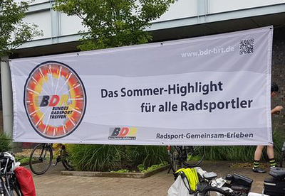 Bundes-Radsport-Treffen in Hannover - Am Tag als der Regen kam