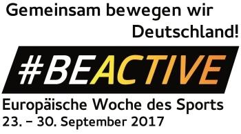 BDR unterstützt Europäische Woche des Sports
