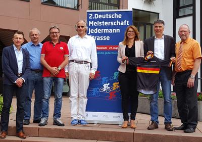 2. Deutsche Meisterschaft für Jedermänner am 27. August