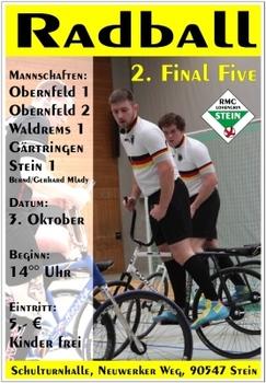 RMC Stein gewinnt auch 2. Final Five